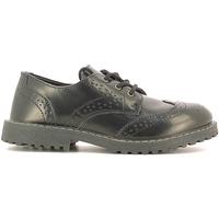 kengät Lapset Derby-kengät Grunland SC2046 Musta