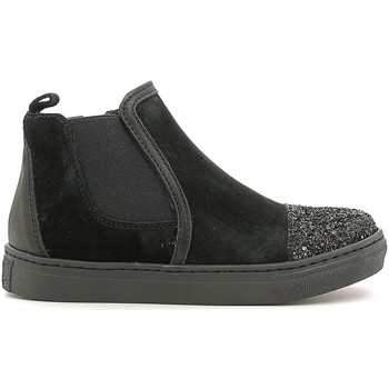 kengät Lapset Korkeavartiset tennarit Holalà HS050009L Musta