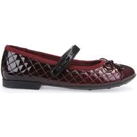 kengät Lapset Balleriinat Geox J5455D 000GX Punainen