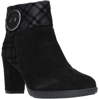 kengät Naiset Nilkkurit The Flexx B652_35 Musta