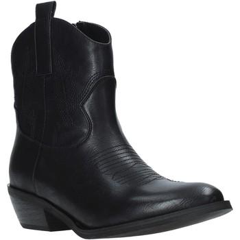 kengät Naiset Nilkkurit Gold&gold B19 GU33 Musta