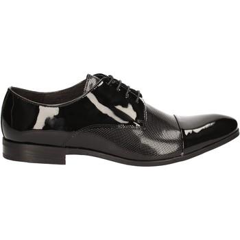 kengät Miehet Herrainkengät Rogers 7186A Musta
