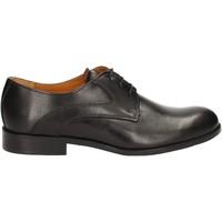 kengät Miehet Derby-kengät Rogers 9949A Musta