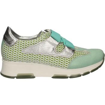 kengät Naiset Matalavartiset tennarit Keys 5183 Vihreä