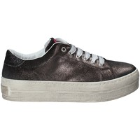 kengät Naiset Tennarit Fornarina PE17MX1108R001 Musta