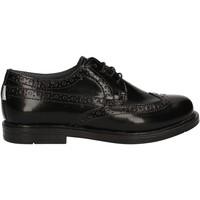 kengät Lapset Derby-kengät Melania ME6013F6I.I Musta