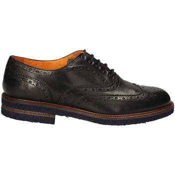 kengät Miehet Derby-kengät Rogers 353-69 Musta