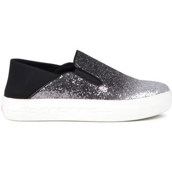 kengät Naiset Tennarit Fornarina PE17YM1002V000 Musta