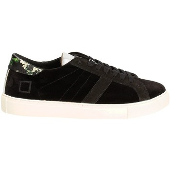 kengät Naiset Korkeavartiset tennarit Date W271-NW-VV-BK Musta
