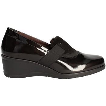 kengät Naiset Mokkasiinit Susimoda 862054 Musta
