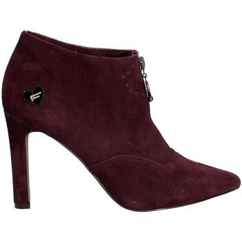 kengät Naiset Nilkkurit Fornarina PI18CA1024S072 Violetti