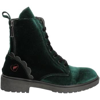 kengät Naiset Bootsit Fornarina PI18KM1090A036A Vihreä