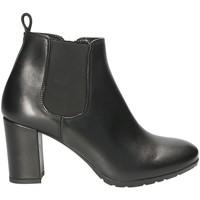 kengät Naiset Nilkkurit Mally 5500S Musta