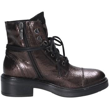 kengät Naiset Bootsit Mally 6019 Punainen