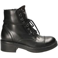kengät Naiset Bootsit Mally 6019 Musta