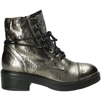 kengät Naiset Bootsit Mally 6019M Harmaa