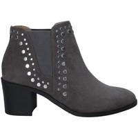 kengät Naiset Bootsit Fornarina PI18KS1124S009 Harmaa