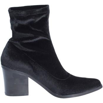 kengät Naiset Nilkkurit Fornarina PI18LI1126A000 Musta