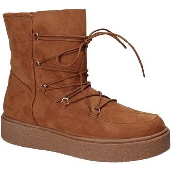 kengät Naiset Nilkkurit Fornarina PI18TA1138T067 Ruskea