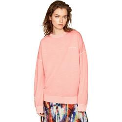 vaatteet Naiset Svetari Pepe jeans PL580951 Vaaleanpunainen