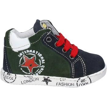 kengät Lapset Matalavartiset tennarit Melania ME0122A7I.C Vihreä