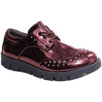 kengät Lapset Derby-kengät Lumberjack SG20404 005 S04 Punainen