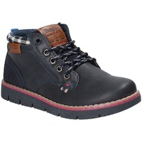 kengät Lapset Bootsit Wrangler WJ17215 Sininen