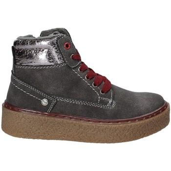 kengät Lapset Bootsit Wrangler WG17236 Harmaa