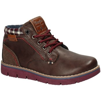 kengät Lapset Bootsit Wrangler WJ17215 Ruskea
