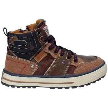 kengät Lapset Vaelluskengät Wrangler WJ17216 Ruskea