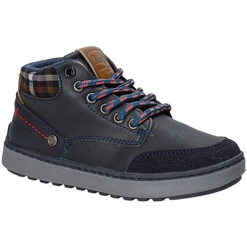 kengät Lapset Vaelluskengät Wrangler WJ17219 Sininen