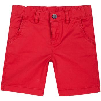 vaatteet Lapset Shortsit / Bermuda-shortsit Chicco 09052874000000 Punainen