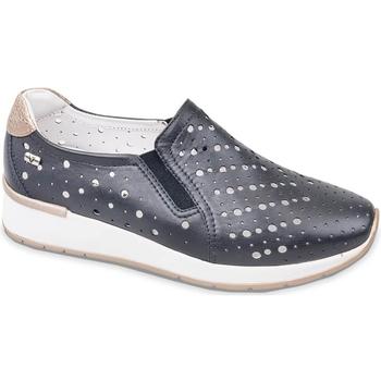 kengät Naiset Tennarit Valleverde V66384 Sininen
