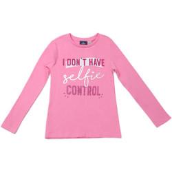vaatteet Lapset T-paidat pitkillä hihoilla Chicco 09006871000000 Vaaleanpunainen