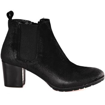kengät Naiset Nilkkurit Mally 5500 Musta