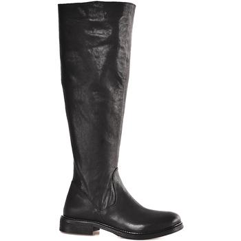 kengät Naiset Saappaat Mally 6463 Musta