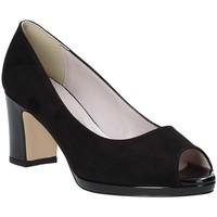 kengät Naiset Korkokengät Grace Shoes 007001 Musta