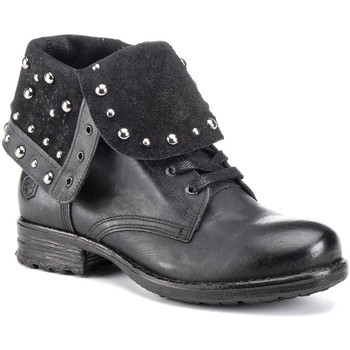 kengät Naiset Nilkkurit Lumberjack SW53001 003 Q12 Musta