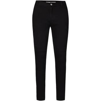 vaatteet Naiset Chino-housut / Porkkanahousut Calvin Klein Jeans J20J212917 Musta