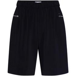 vaatteet Naiset Shortsit / Bermuda-shortsit Calvin Klein Jeans K20K201771 Musta