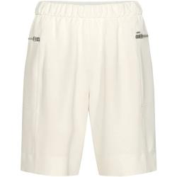 vaatteet Naiset Shortsit / Bermuda-shortsit Calvin Klein Jeans K20K201771 Beige