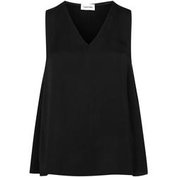 vaatteet Naiset Topit / Puserot Calvin Klein Jeans K20K201807 Musta