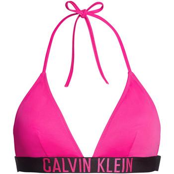 vaatteet Naiset Bikinit Calvin Klein Jeans KW0KW00883 Vaaleanpunainen
