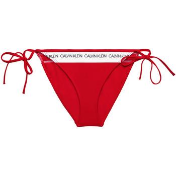 vaatteet Naiset Bikinit Calvin Klein Jeans KW0KW00931 Punainen
