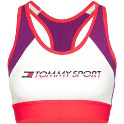 vaatteet Naiset Urheiluliivit Tommy Hilfiger S10S100348 Violetti