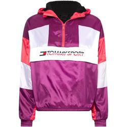vaatteet Naiset Ulkoilutakki Tommy Hilfiger S10S100416 Violetti