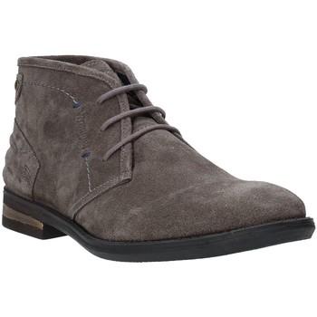 kengät Miehet Bootsit Wrangler WM92081A Harmaa