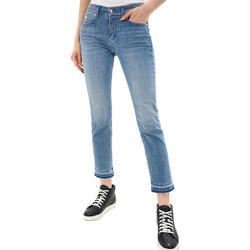 vaatteet Naiset Slim-farkut Calvin Klein Jeans K20K201760 Sininen