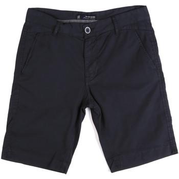 vaatteet Miehet Shortsit / Bermuda-shortsit Key Up 2P17A 0001 Sininen