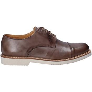 kengät Miehet Derby-kengät Exton 9197 Harmaa